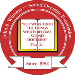 John S. Winston Sound Doctrine Foundation